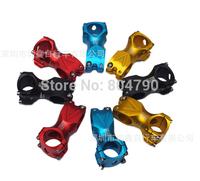 aluminum alloy diameter 31.8mm clamp 60MM MTB mountain road bike bicycle handlebar stem black/red/gold/blue new