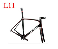2014 LOOK 695 L11 Carbon Road bicycle Frame stem carbon bike frame carbon road cycle frame,size XS/M/L
