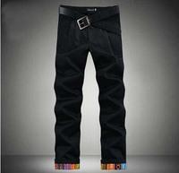 free shipping men's long pants , England version men's thin colling pants , straight casual men summer pants 55