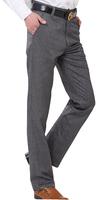 free shipping pants men , 2014 men's outdoors pants , casual men zipper fly loose long length pants 46