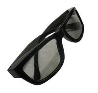 50/lot high quality Circular Polarized Passive 3D Glasses elastic Leg for Real D Master 3D 4D Cinemas   TV Free Shipping