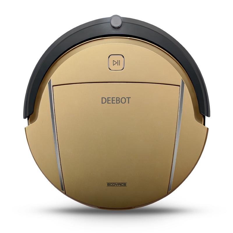 ECOVACS CEN630 automatic intelligent sweeping mopping robot vacuum cleaner for home(China (Mainland))