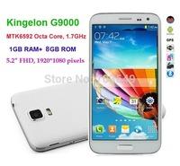 "Star Kingelon G9000 MTK6592 Octa Core 1.7GHz Android 4.2 3G Smartphone 1GB RAM 8GB ROM 5.2"" FHD Screen GPS WiFi"