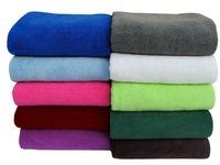 102x183cm Microfiber Bath Sheet/with Bag Travel Towel Ultra Absorbent Beach Towel Spa Wrap Towel Quick-dry