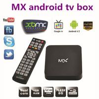 CS838 Amlogic 8726 MX Google TV Box XBMC fully loaded Gbox 1GB Ram 8GB Rom dual Core Full HD Media Player smart Android TV Box