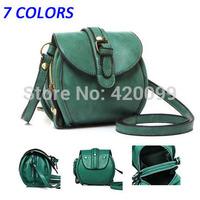 Big Sale 2014 Top Quality Pu Leather Women Messenger bags Mini Casual Handbags Fashion Zipper Shoulder Cross Body Wholesale Drop