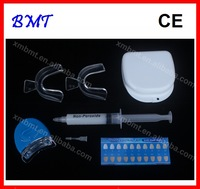 FREE SHIPPING! 10 sets/lot Teeth Whitening Kit  Tooth whitening Kit with 10ml Non Peroxide gels, CE certificated