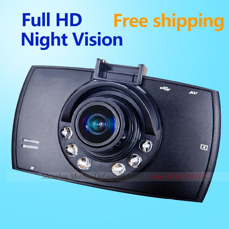 "Full HD Night Vision WDR 1080P wide Degrees Glass Lens Car DVR Camera Recorder BlackBox Novatek 96220 With h.264 2.7"" Lcd(China (Mainland))"