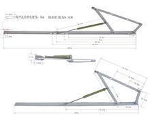 Furniture hardware pneumatic rod(China (Mainland))
