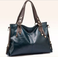 Hot Sale New 2014 Fashion Desigual Brand  women bags leather handbags messenger bags clutch handbags fringe tassel bag Q5