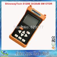 Optical Test Instrument ShinewayTech S120B 1310/1550nm 30/28dB Optical Time Domain Reflectometer Fiber Optic OTDR