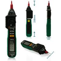 Mastech Pen type Digital Multimeter MS8212A Multimetro DC AC Voltage Current Tester Diode Continuity Logic Non-contact Voltage