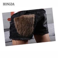new 2014 women shorts fashion hole denim shorts feminino jeans shorts women's short saia Wholesale casual pants black S/M/L/XL
