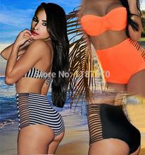 wholesale orange swimwear