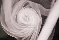 Free Shipping ! Pouplar 26M White 70cm width Wedding Organza fabric Party Decorations