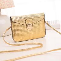 Hot High Quality Mini Plaid Fashion women messenger bags mobile phone bag shoulder bag women cluth women's handbag purse