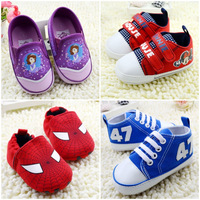 1pair New Brand 2014 fashion minnie mouse toddler baby shoes indoor casual shoes 1-3 years High quality E65