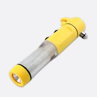Multifunctional rescue hammer car safety hammer car flashlight glass hammer Hot sell