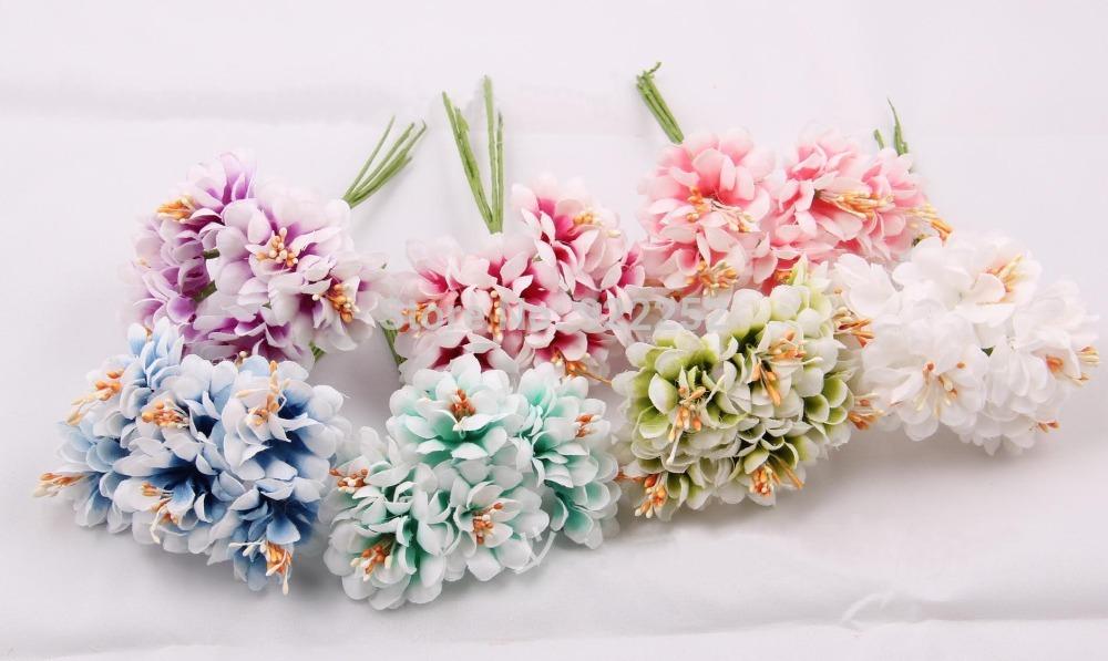 3-4cm,cheap artificial silk chrysanthemum flower with pistil/gerbera bouquet,diy craft arrangements&wedding decoration garland(China (Mainland))