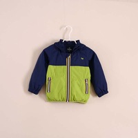 2014 new autumn and winter children clothing boys coat outerwear jacket hooded outdoor sport wear 2-8T windbreaker high quality