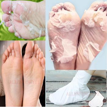 1 пара = 2 pcsFeet по уходу за кожей, Отшелушивающие для ног, Ноги пилинг, Экстракт, Носки для педикюр, Бесплатная доставка, Oem, Для удаления кутикулы