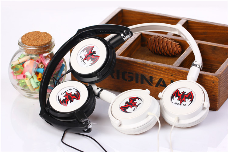 MA-113 New!!! Animal logo headphones for SONY earphones, headphone for mp3 /mp4 /DJ/ computer FREESHIPPING(China (Mainland))