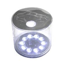 New arrival solar lantern light waterproof Inflatable Solar Lantern lamp Outdoor use solar emergency led light  free shipping(China (Mainland))
