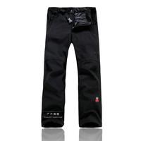 Sale 2014 Man Skiing Brand Thermal Outdoor Sport Snow Pants Snowboard Waterproof Uv Warm Winter Sportswear Ski Trousers