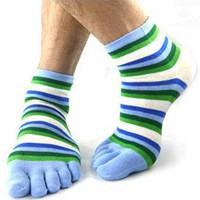 Injinji women socks quick-drying breathable outdoor finger socks coolmax five finger toe rainbow socks