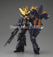 Free shipping BANDAI Robot Spirits: Unicorn Gundam 02 Banshee Mobile Suits (Destroy Mode),Hobby Master Grade Figure