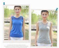 2014 autumn Women condole belt vest render unlined garment ladies' Render unlined upper garment Tank Tops Sleeveless T-shirt