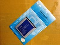 2850mAh EB575152VU/EB575152LU High Capacity Battery for Samsung i897,i9000,Galaxy S 4G,i9003 ,i9010 ,i9088,T959 etc Phones