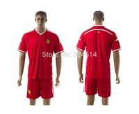 2014-2015  Belgium home soccer jerseys,soccer shirt,soccer uniform,trainning jerseys 100% embroidery
