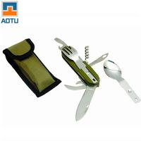 Outdoor  Folding Knife, Tableware Ganzo Knife Ontario Rat Multi Tool Credit Card Knife Multifunctional tool Card Knife