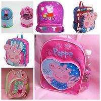 On  sales  little kids school bag  peppa pig   backpack