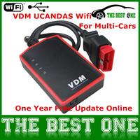 2014 New Arrival UCANDAS VDM Wireless Wifi Automotive Diagnosis System OBDII Vehicle Diagnostic Tool