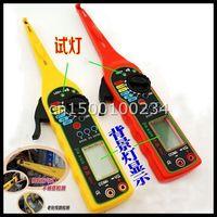 Russian MASTECH MS8210 Portable Pen Type Digital Multimeter