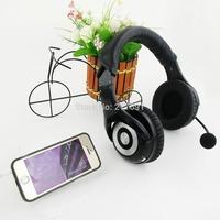 High Quality 3D Surroudi Multifunction Karaoke headphone With Phone Call Function, TF Card Music Play