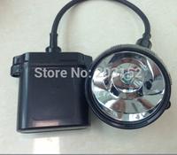 2014 new 10W cree U2 LED 80000Lx  short cable LED mine cap lamp helmet lamp mine lamp