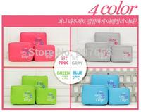 Hot 3pcs Portable Nylon Travel Luggage Clothes Underwear Organizer Storage Bag Case Mesh Pouch Free Shipping