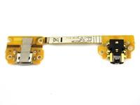 wholesale and retail USB Connector Charger + Audio Jack Flex Cable For Asus Google Nexus 7 ME370T