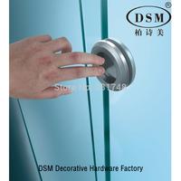 Glass Door Handle Precision Cast 304 Stainless Steel Pull Handle Sliding Moving Door Knob DSM-6101H