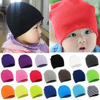 10X 2014 Winter Newborn Baby Boy Girl Kids Toddler Infant Cotton Soft Cute Hat Cap Bonnets Beanie Accessories Photography Props