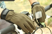 Wholesale Cycling Glove Mens Outdoor Full Finger Army Military Tactical Airsoft Gloves Bike Camping Hunting Quick Dry Gloves
