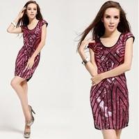 New 2015 black formal dress women summer dresses cocktail dress summer party dresses free shipping