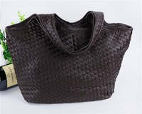 2014 new brand Knitting handbag 2 colors  women totes