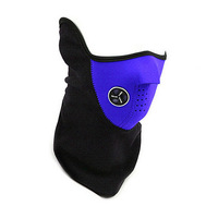 Outdoor Cycling Equipment Motorcycle MTB Bike Bicycle Fleece Hat Winter Half Face Caps Windproof Thermal Masks Cycling Scarfs