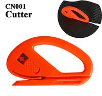 Free shipping car wrap vinyl foile application tools vinyl film install cutter tool 3d carbon fiber cut knife with mini size