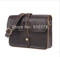 2014 Hot Fashion Vintage Hasp Imitation Leather Messenger bags Women High Quality Handbag One Fashion Shoulder Bag Free Shipping
