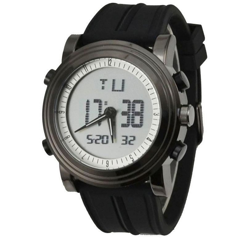 Brand SINOBI Led Watch Men Military Sports Dual Time Multifunction Led Digital Analog Watches Gray Silicone Wristwatch Tag(China (Mainland))